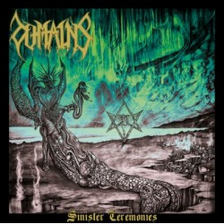 Domains - Sinister Ceremonies LP