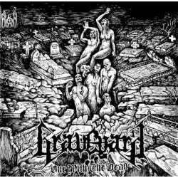 Graveyard - One With The Dead (LP, Album)