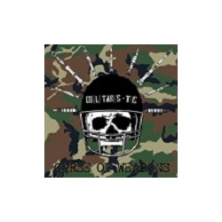 Militaris-tic – Curse Of Weapons-LP