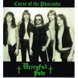 Mercyful Fate ‎– Curse Of The Pharaohs -lp