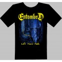ENTOMBED-Left hand path-camiseta-