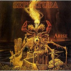 Sepultura - Arise-CD-