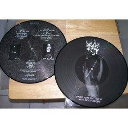 Pek - Vomit Upon The Priest / Shut Up And Suffer -LP-