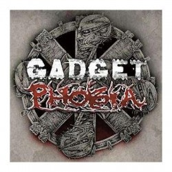 "PHOBIA/GADGET ""Split lp"""
