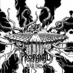 "Profanal""Black chaos"" LP"