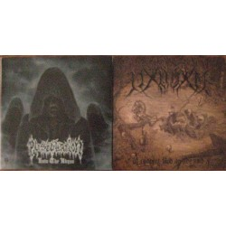 Pustulation / Ligfaerd split LP