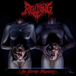 "REVOLTING""In Grisly Rapture""LP"
