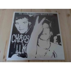 Chaos U.K - The Chipping Sodbury Bonfire Tapes  LP