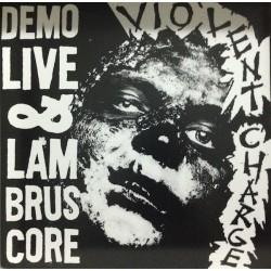 Violent Charge – Demo LP