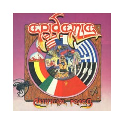 "EPIDEMIC ""Artificial Peace""CD"