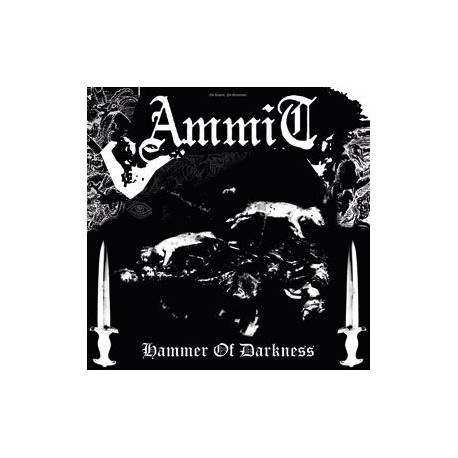"Ammit ""Hammer of darkness"" LP"