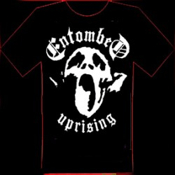 ENTOMBED t shirt