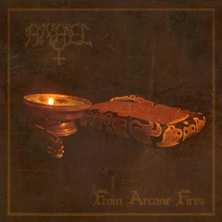 "ANAEL ""From Arcane Fires"" DOBLE LP"