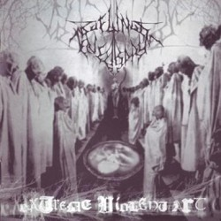 "PROFUNDIS TENEBRARUM""Extreme violent art"" CD"