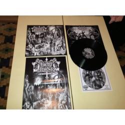 """KULTO MALDITO""""Kulto a la bestia""""BLACK VINYL LP- LP"""