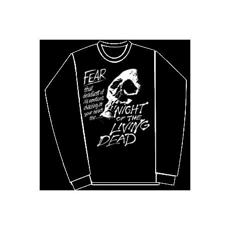 Night of the living dead-sweatshirt-