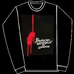 An American Werewolf in London-sweatshirt-
