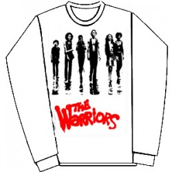 THE WARRIORS -sweatshirt-