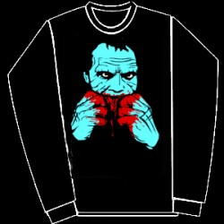 ZOMBIE EAT -sweatshirt-