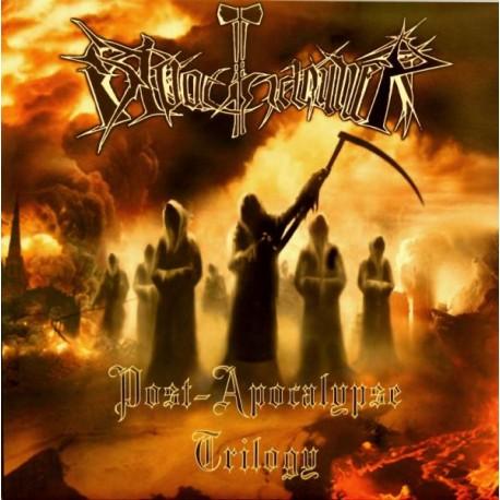 Bloodhammer - Post-Apocalypse Trilogy (2xLP, Album)