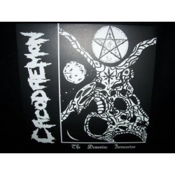 Cacodaemon - The Demoniac Invocation (LP, Album)